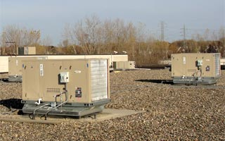 Lennox Commercial Ac Rooftop Hvac Mn